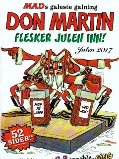 Go to MADs galeste galning Don Martin Flesker Julen Inn! #1 • Norway