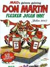 Image of MADs galeste galning Don Martin Flesker Julen Inn! #1
