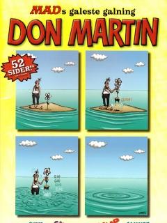 Go to MADs galeste galning Don Martin Flesker! #2 • Norway