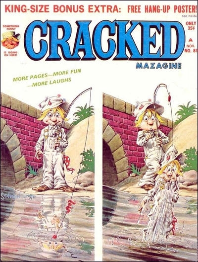 Cracked #81 • USA