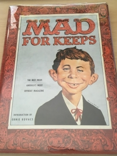 Miscellaneous MAD Books • Great Britain • 1st Edition