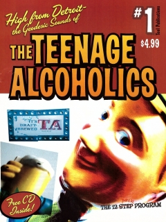 The Teenage Alcoholics #1 • USA