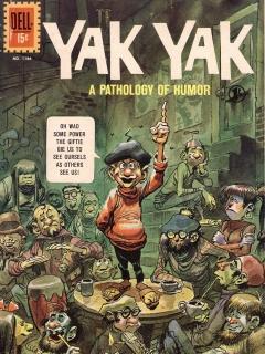 Go to Yak Yak #1186 • USA