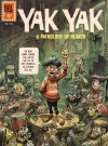 Yak Yak #1186 • USA Original price: 15c Publication Date: 4th April 1961