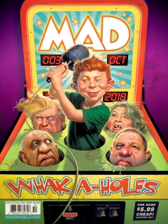MAD Magazine #3 • USA • 2nd Edition - California
