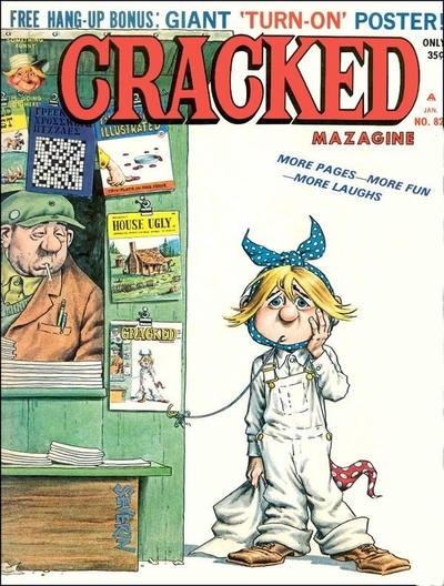 Cracked #82 • USA