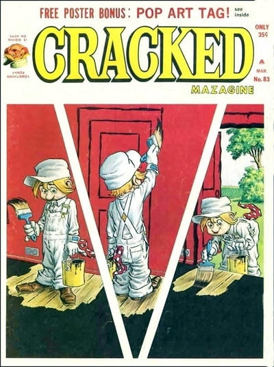 Cracked #83 • USA
