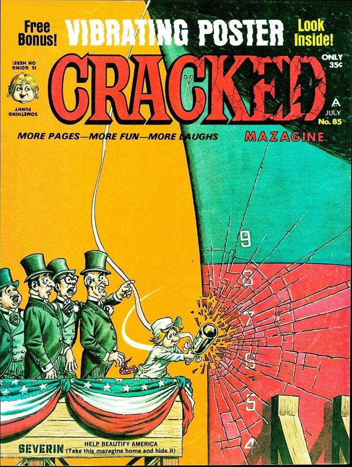 Cracked #85 • USA