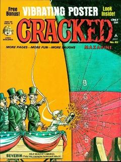 Go to Cracked #85 • USA