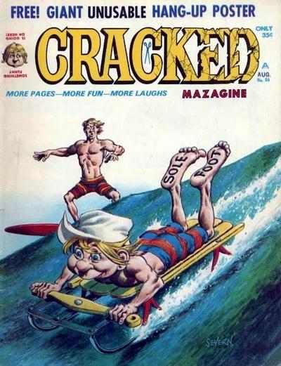 Cracked #86 • USA