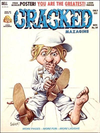 Cracked #89 • USA