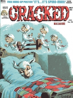 Cracked #90 • USA