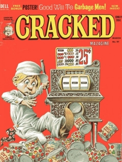 Cracked #91 • USA