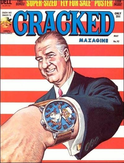 Cracked #92 • USA