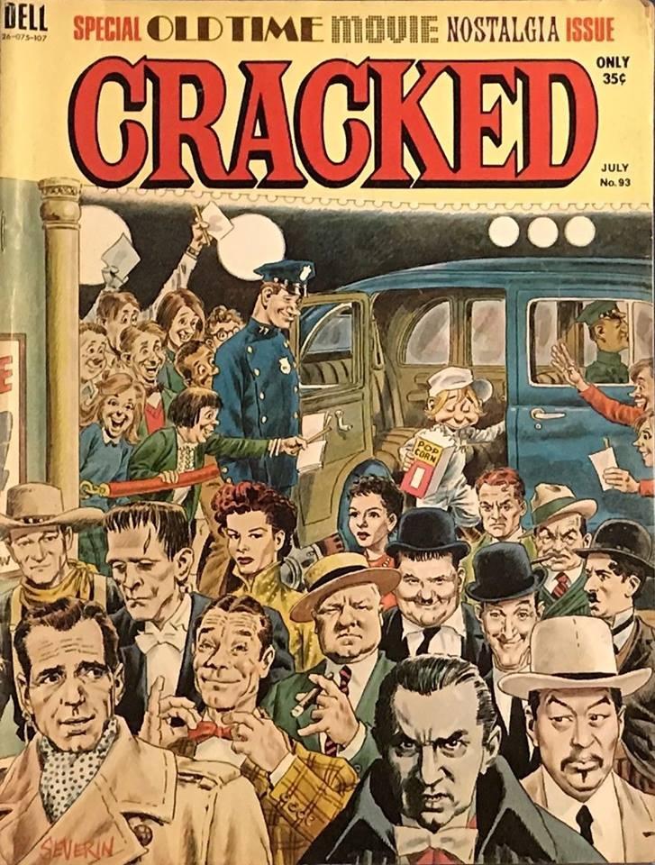 Cracked #93 • USA