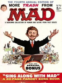 More Trash from MAD • Great Britain • 1st Edition