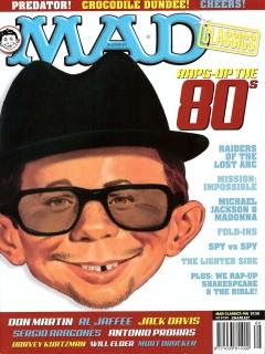 Go to MAD Classics #66 • Australia