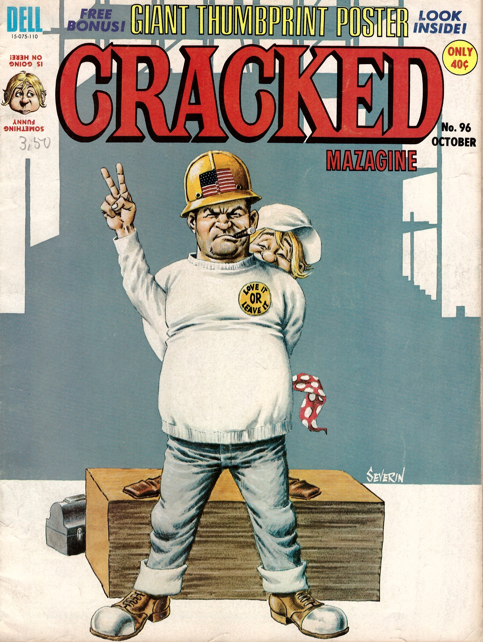 Cracked #96 • USA