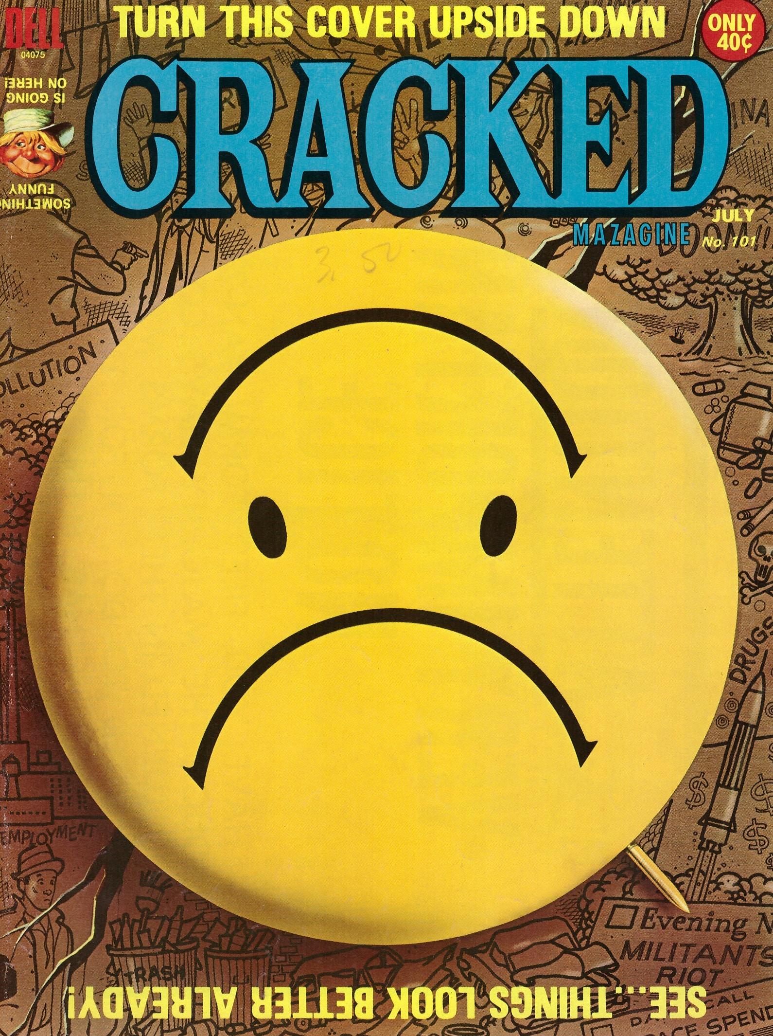 Cracked #101 • USA