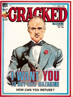 Cracked #106 • USA