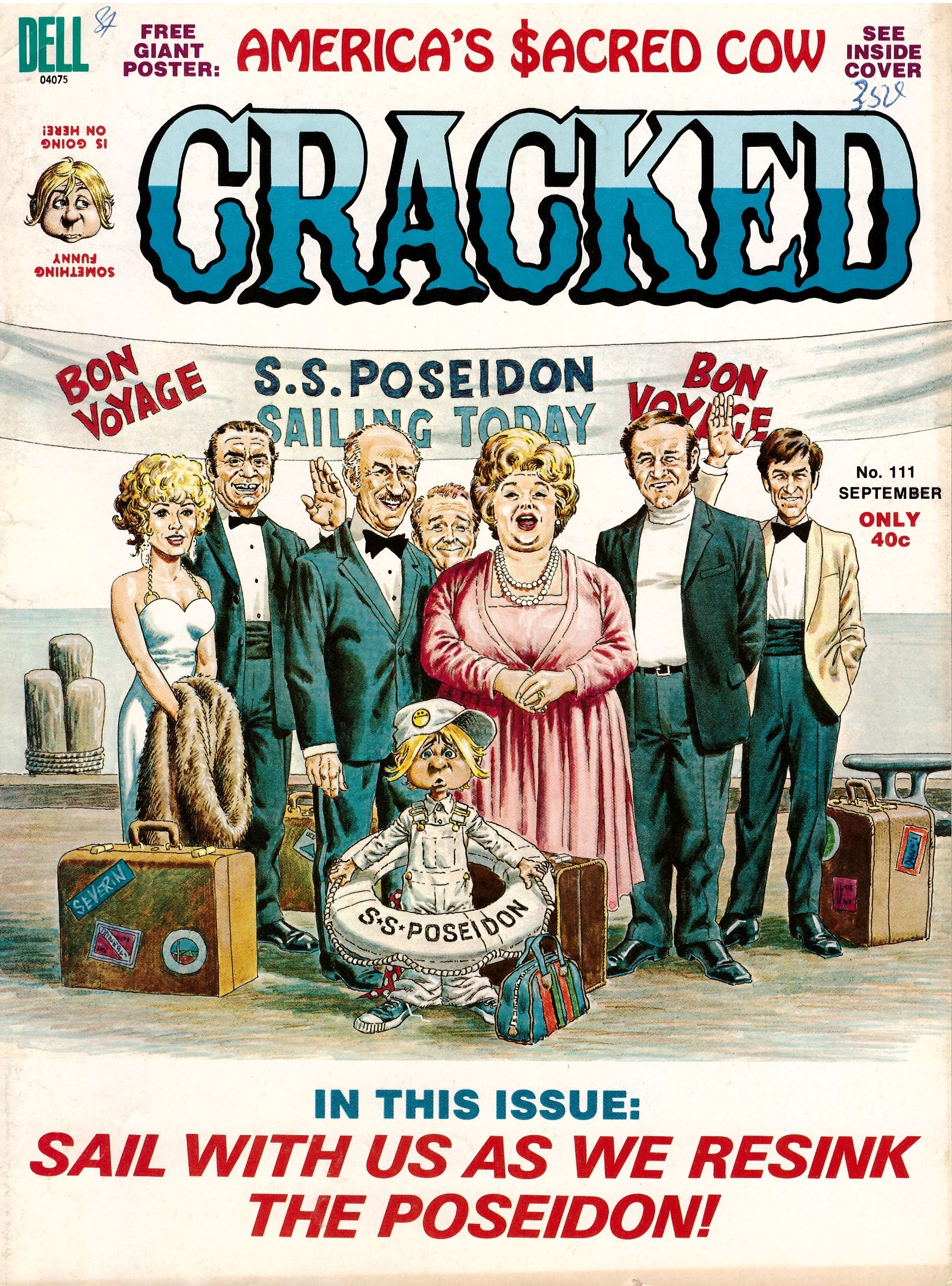 Cracked #111 • USA