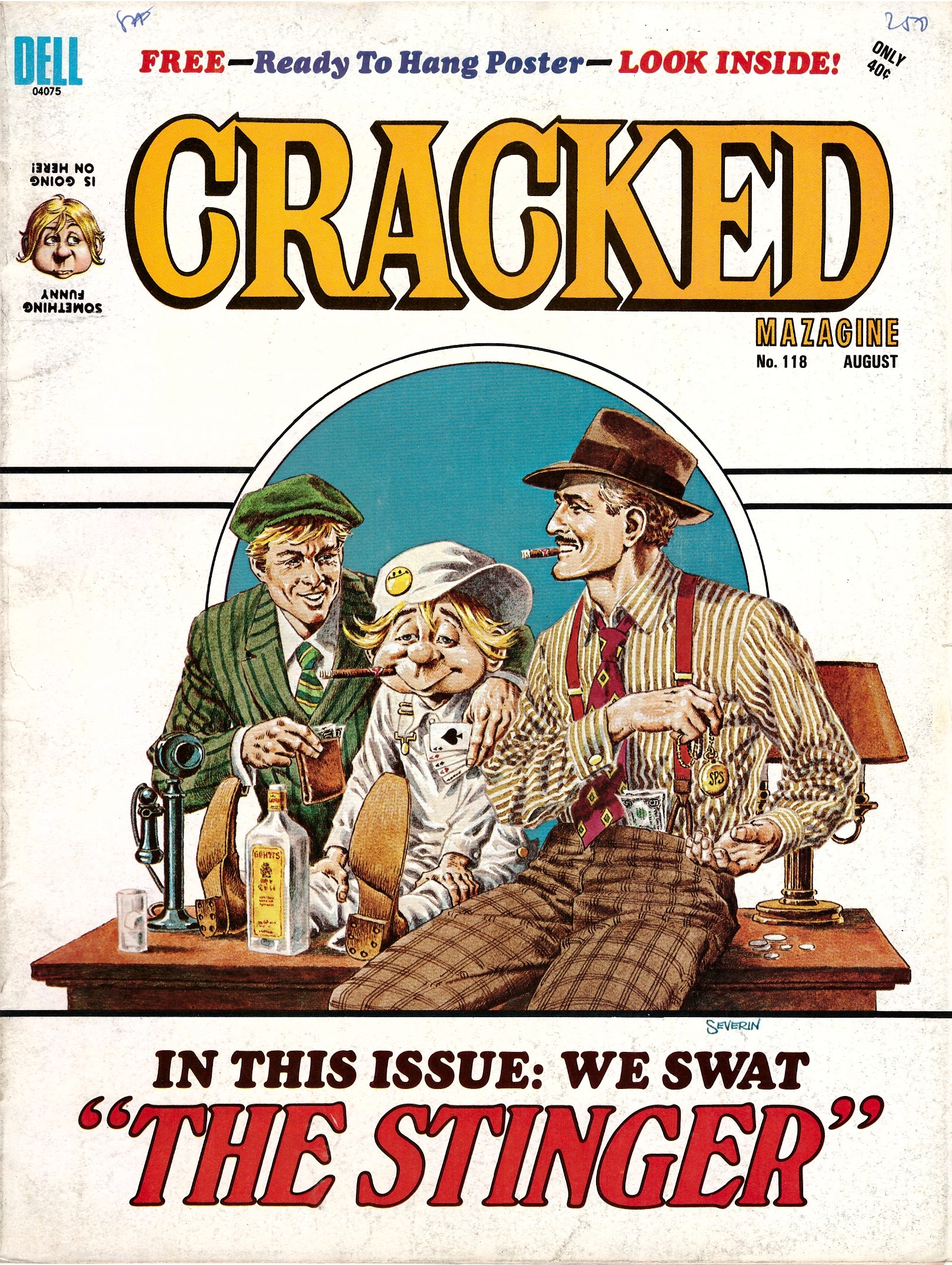 Cracked #118 • USA