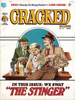 Go to Cracked #118 • USA