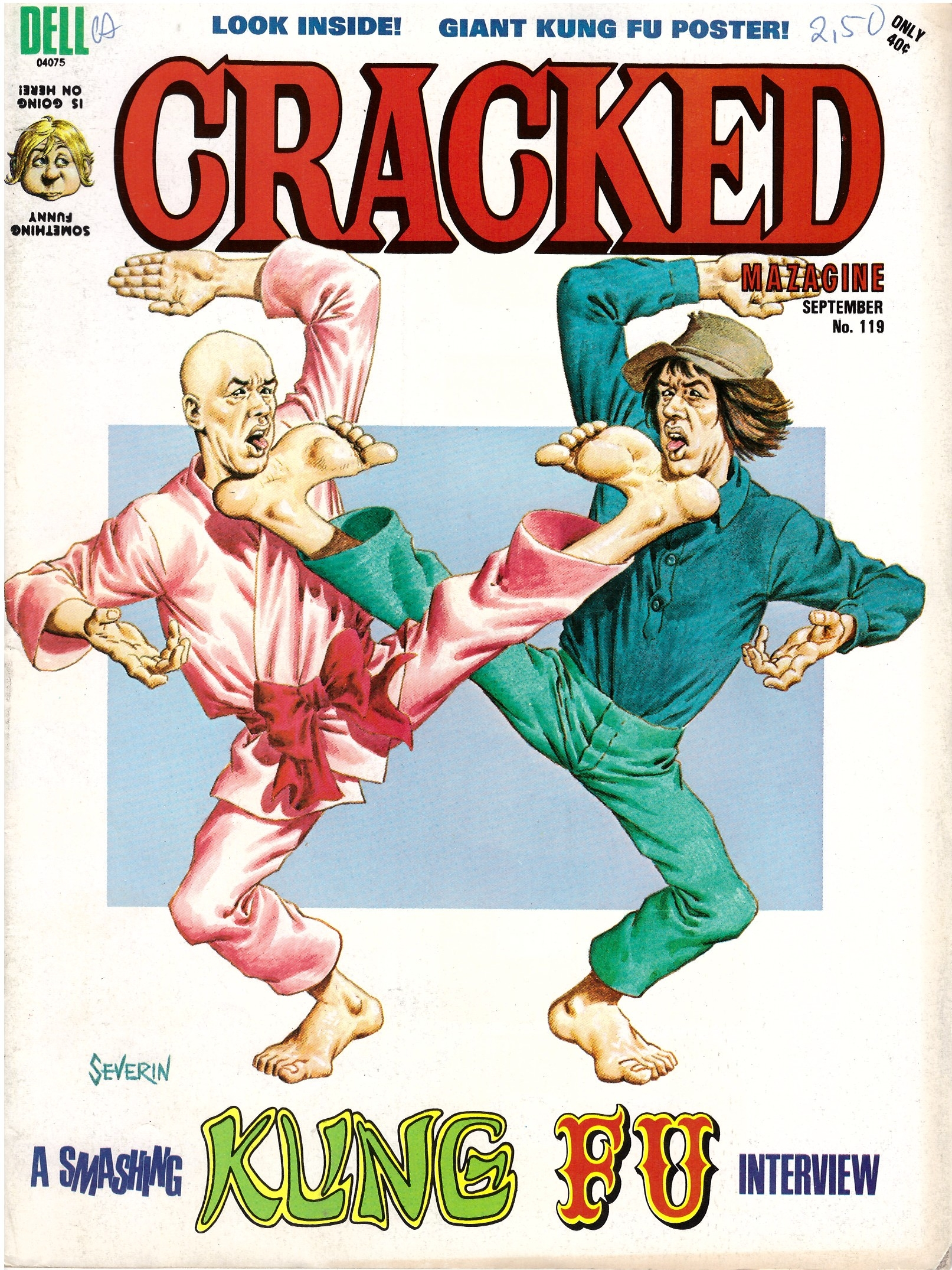 Cracked #119 • USA