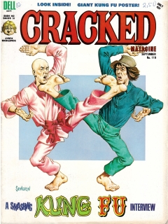 Go to Cracked #119 • USA