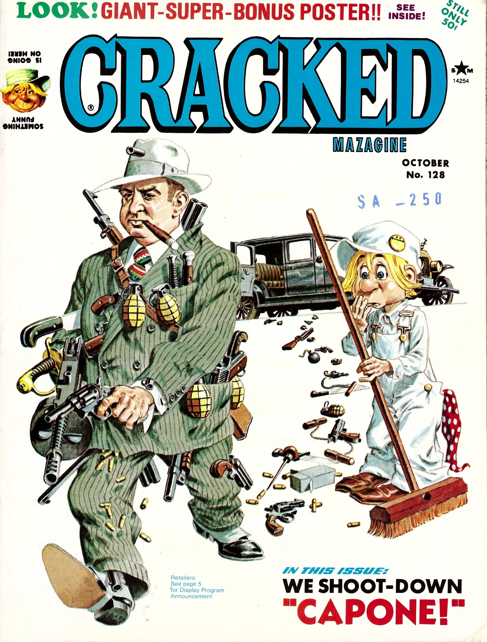 Cracked #128 • USA