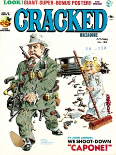 Go to Cracked #128 • USA
