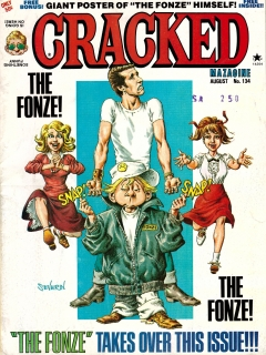 Cracked #134 • USA