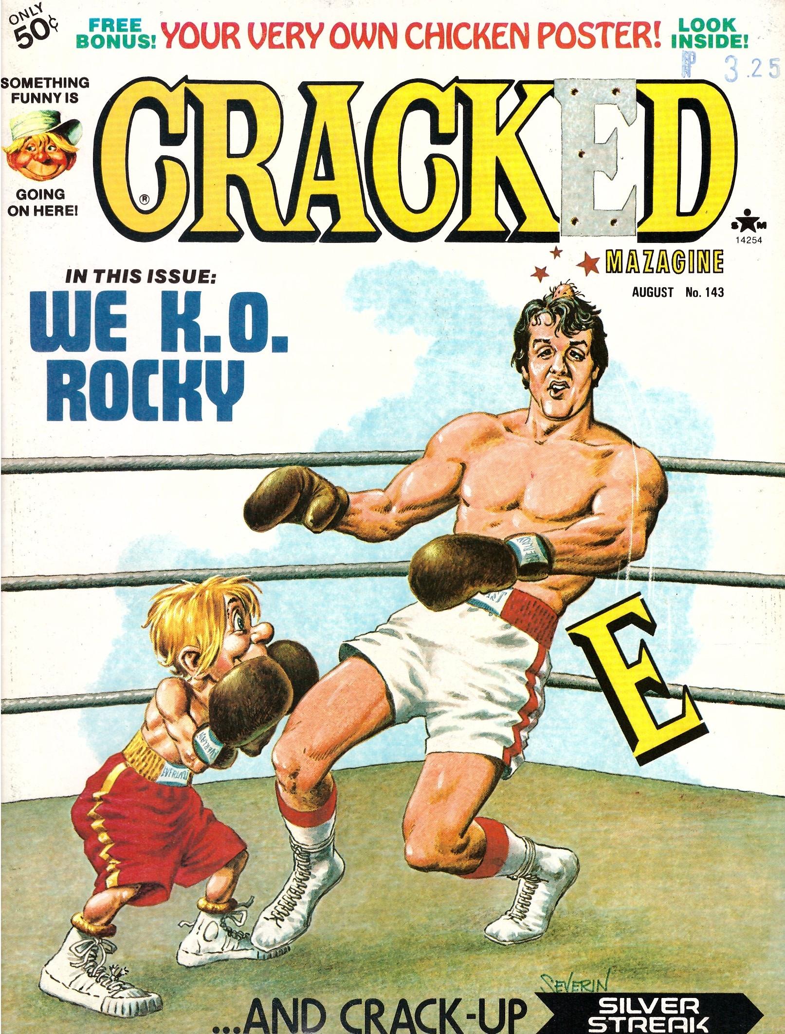 Cracked #143 • USA