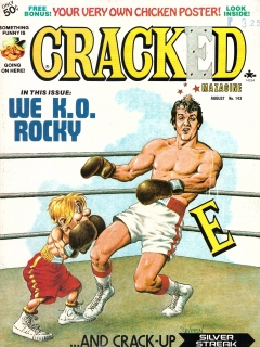 Cracked #143 • USA