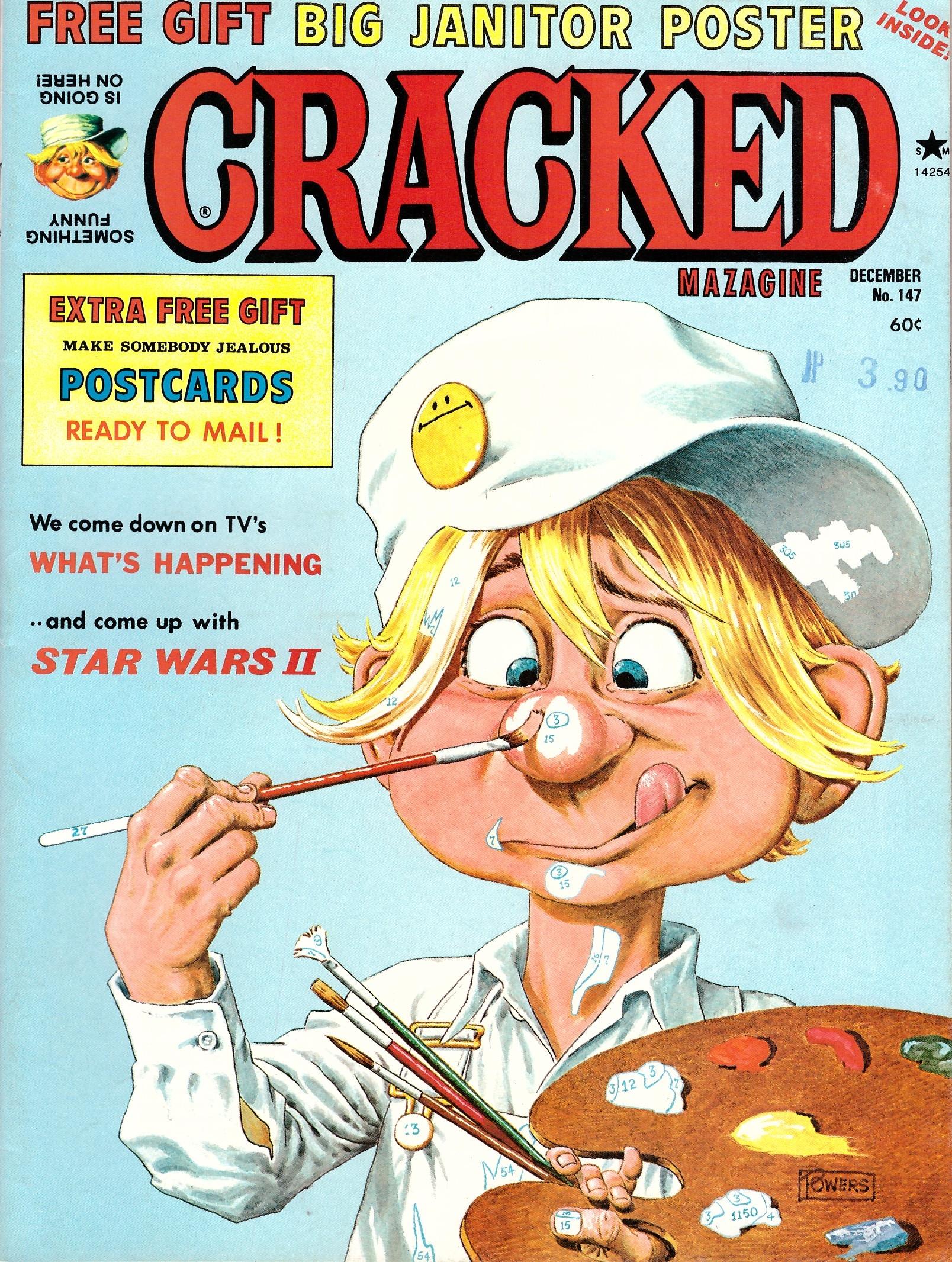 Cracked #147 • USA