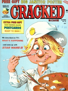 Go to Cracked #147 • USA