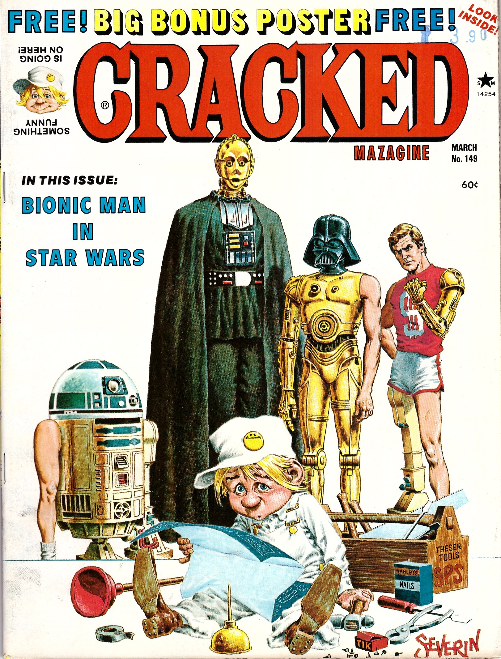 Cracked #149 • USA