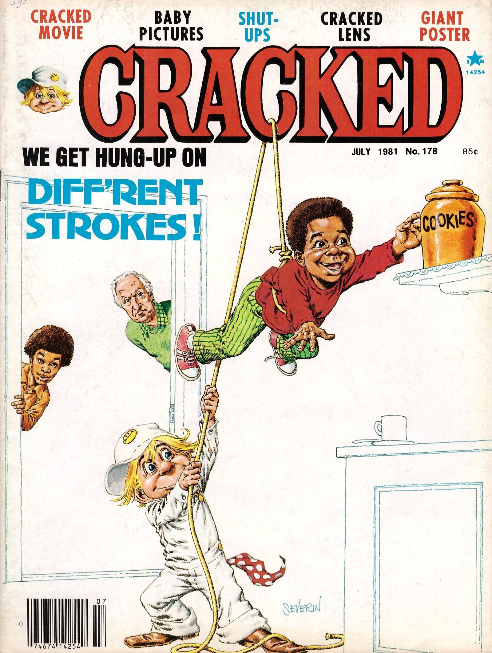 Cracked #178 • USA