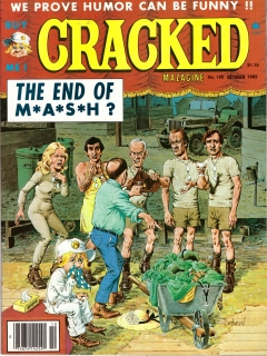 Cracked #190 • USA