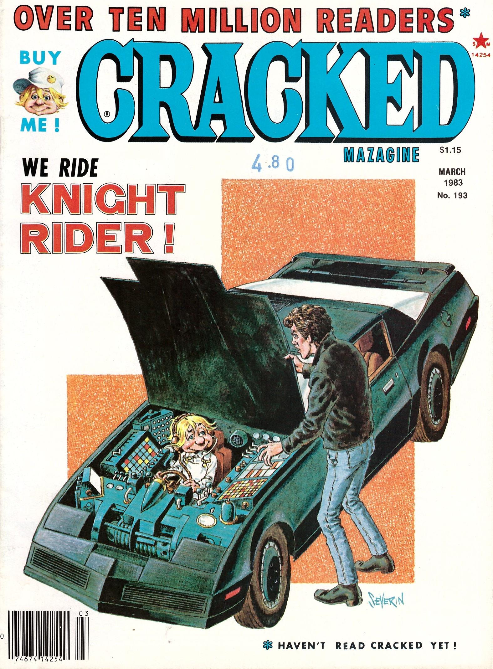 Cracked #193 • USA