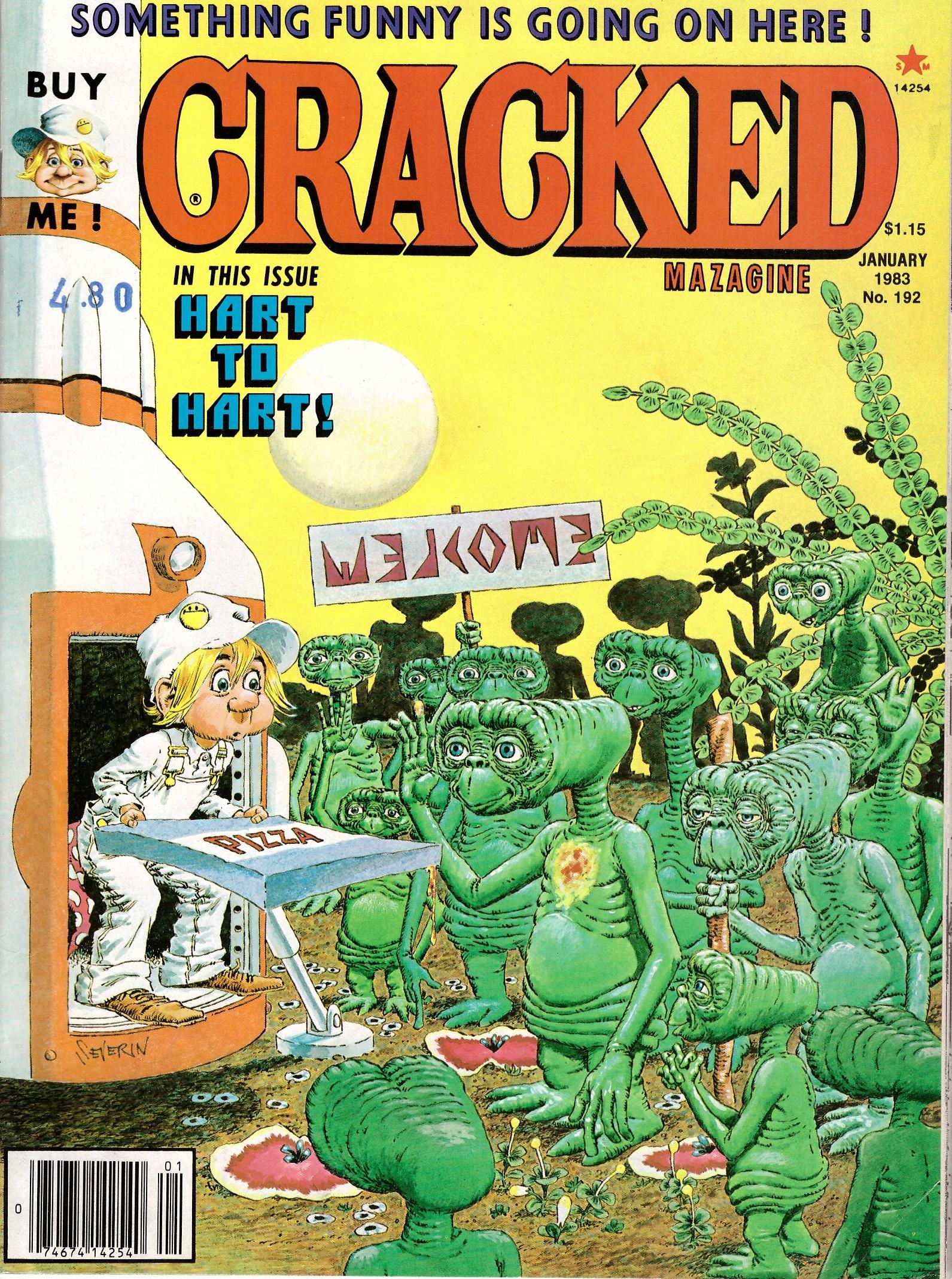 Cracked #192 • USA