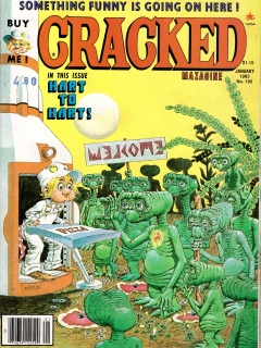 Go to Cracked #192 • USA