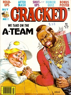 Go to Cracked #203 • USA