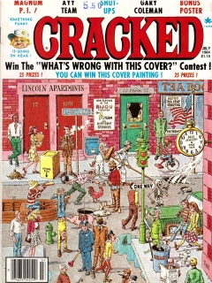 Go to Cracked #204 • USA