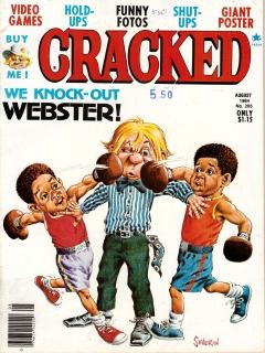 Go to Cracked #205 • USA