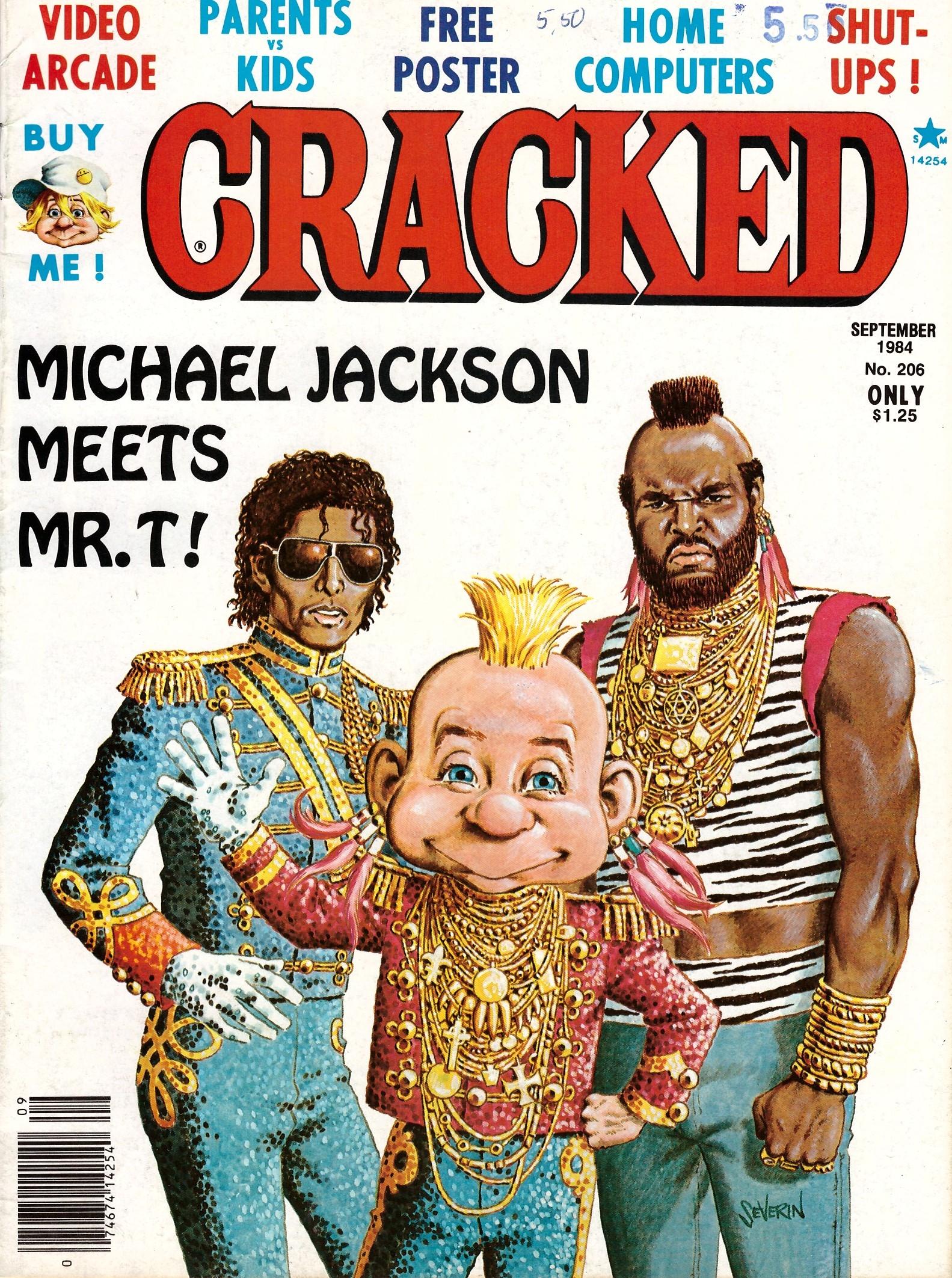 Cracked #206 • USA