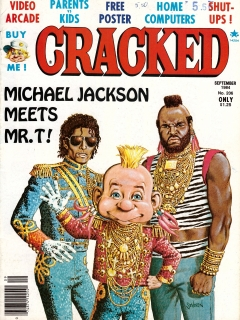 Go to Cracked #206 • USA
