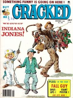 Go to Cracked #208 • USA