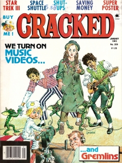 Cracked #209 • USA