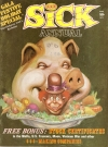 Sick Annual #11 • USA Original price: 50c Publication Date: 1971